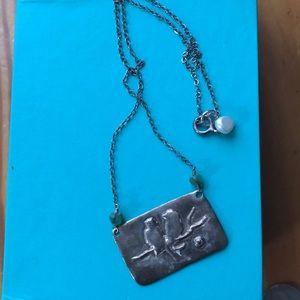 Jewelry - Birds Sterling Silver